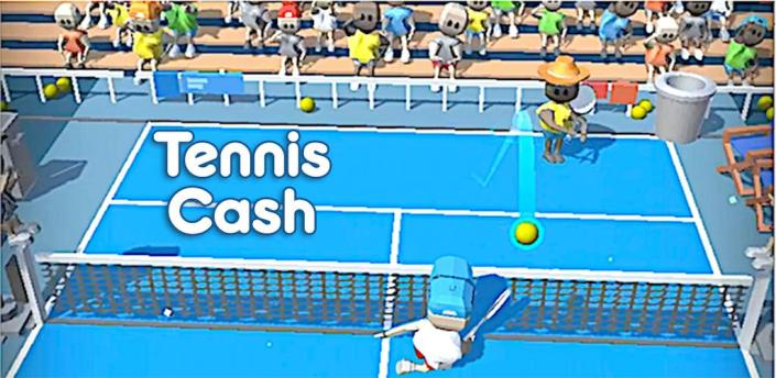 Tennis Cash - casual esport game, win cash apk