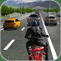 Racing Moto Icon