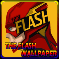 The Flash Wallpaper Icon