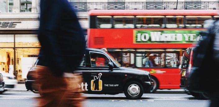 Gett - The Best Black Cabs apk