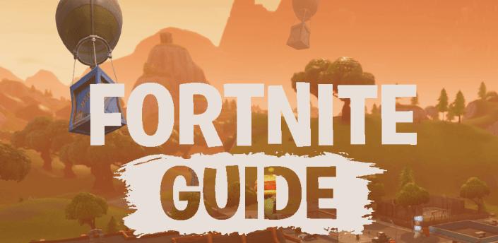 Ultimate Guide for Fortnite Battle Royale apk