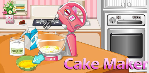 Cake Maker : Cooking Games apk