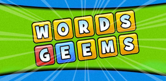 Words Geems apk
