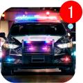 Driving Police Car Simulator Icon