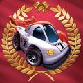 Mini Motor Racing Icon