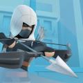 Archer Thief 3D Icon