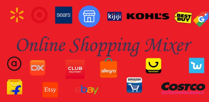 Online Shopping Mixer apk