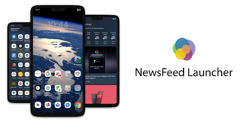 NewsFeed Launcher apk
