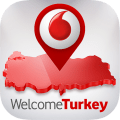 Welcome Turkey Icon