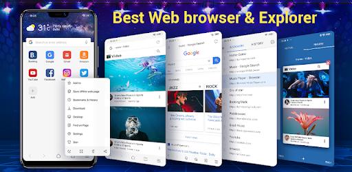 Web Browser & Fast Explorer apk