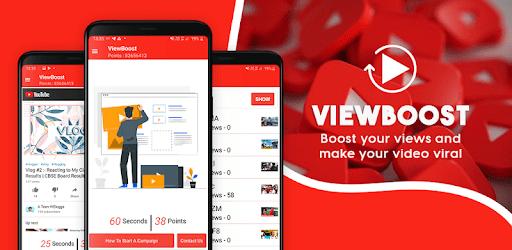 ViewBoost - View4View - Free Views for Video apk