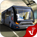 Offroad Coach Bus Simulator 3D Icon