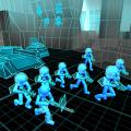 Stickman Simulator: Neon Tank Warriors Icon