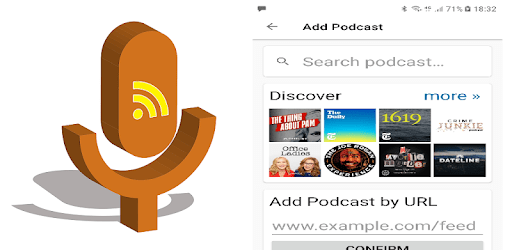 Podcast manager and player (antennapod-opensource) apk