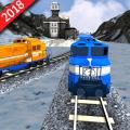 Train Racing Simulator Challenge Icon