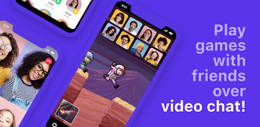 Bunch: Group Video Chat & Party Games apk