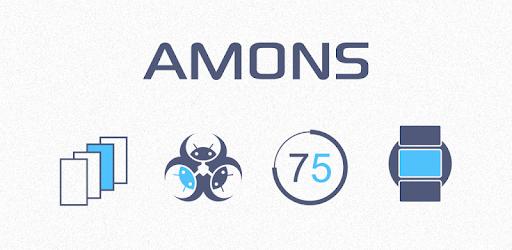 Amons - Icon Pack apk