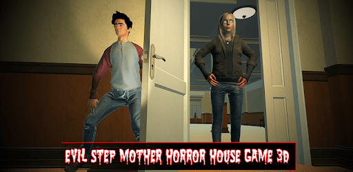Evil Step Mother Horror House Game 3D apk