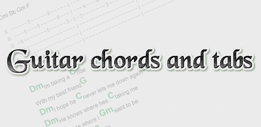 Guitar chords and tabs apk