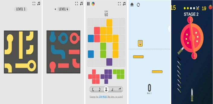 Rotating Pipes: Connecting Puzzle apk