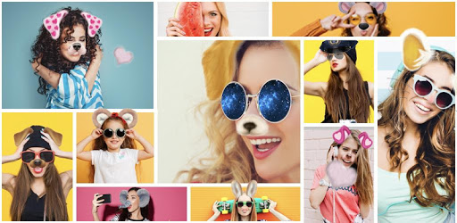 Sweet Snap -live filter,Selfie photo edit,face app apk
