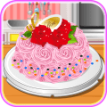 Bake A Cake : Cooking Games Icon
