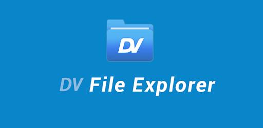 DV File Explorer: File Manager File Browser esafe apk