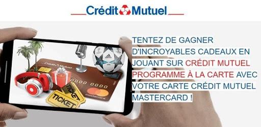 Crédit Mutuel Programme à la Carte apk