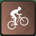 Runtastic Mountain Bike GPS Icon