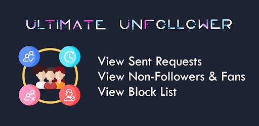 Ultimate Unfollower, Cancel Request for Instagram apk