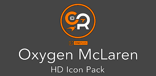 OXYGEN McLaren - ICON PACK apk