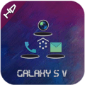 Galaxy s5 smart launcher theme Icon