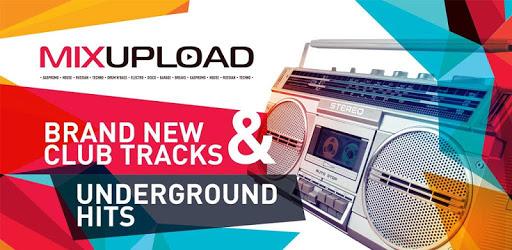 Mixupload - Free Music. apk