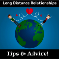 LONG DISTANCE RELATIONSHIPS Icon
