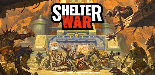 Shelter War: Last City in apocalypse apk