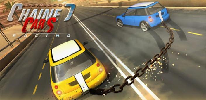 Chained Car Racing Games 3D apk