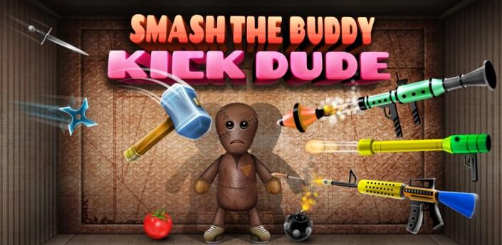 Smash The Buddy - Kick Dude apk