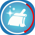Clean Home - Fast Cleaner & Battery Saver Icon