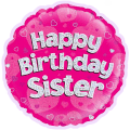 Birthday Wishes for Sister, Quotes, Greeting Cards Icon