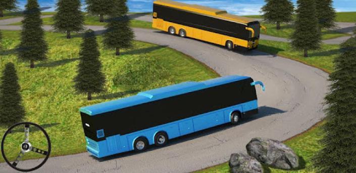 Coach Bus driving - New Bus games simulator 2020 apk