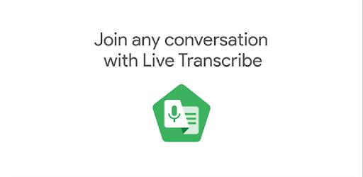 Live Transcribe apk