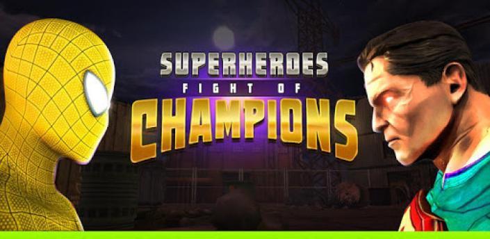 Superheroes Fight of Champions apk