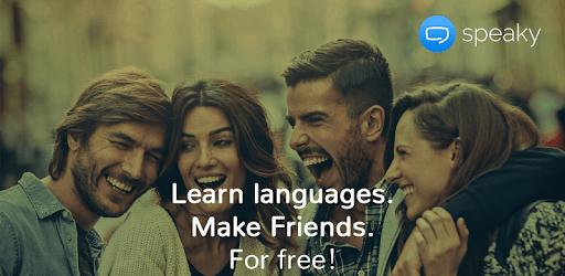 Speaky - Language Exchange apk