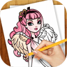Learn to Draw Ever After High Icon