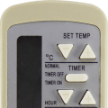 Remote Control For Haier Air Conditioner Icon