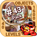 Pack 43 - 10 in 1 Hidden Object Games by PlayHOG Icon