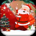 Cute Santa Claus Theme | Xmas Merry Christmas Icon
