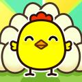 Happy Chicken - Save Eggs Icon