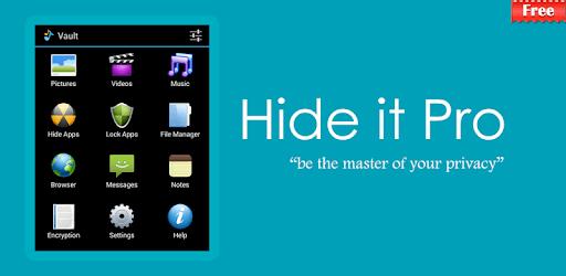 Hide Photos, Video-Hide it Pro apk