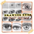 Draw Real Eyes Icon